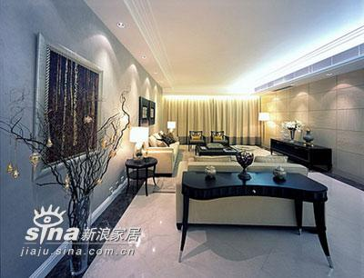 欧式 二居 客厅图片来自用户2746869241在豪华小区客厅样板二34的分享