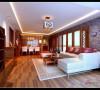 简中式客厅设计