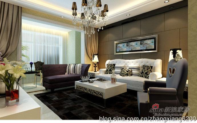 欧式 三居 客厅图片来自用户2745758987在7.8万精装影人四季低调奢华简欧风83的分享
