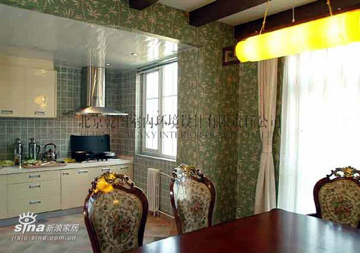 欧式 别墅 餐厅图片来自用户2746953981在棉花城38的分享