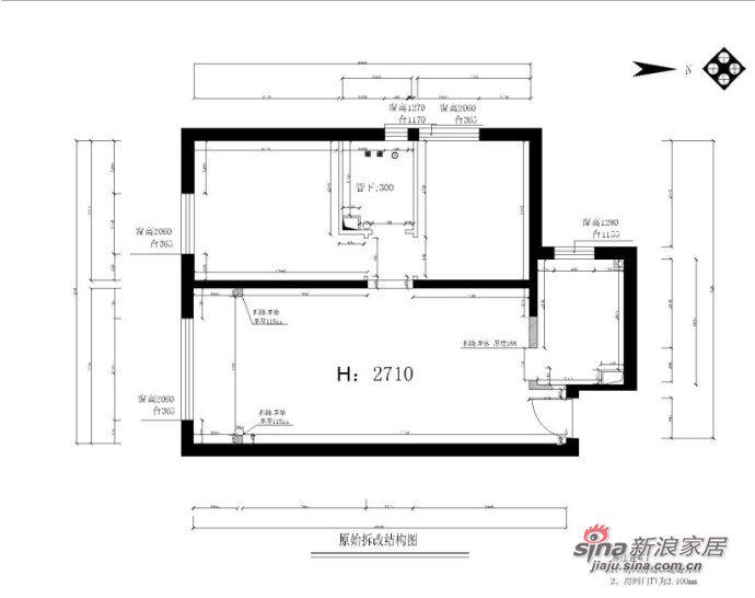简约 二居 其他图片来自用户2738829145在自由生活76平米简约家居设计78的分享
