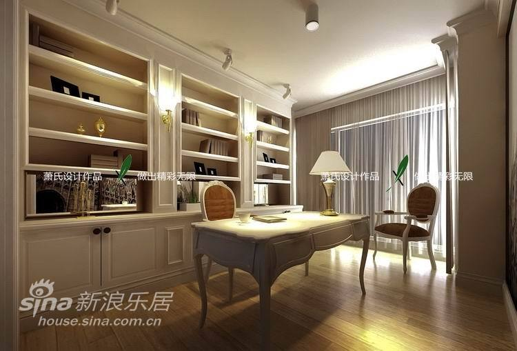 简约 别墅 书房图片来自用户2738845145在如意随行、万科白马(萧氏设计作品)44的分享