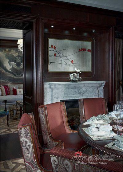 欧式 二居 餐厅图片来自用户2746889121在20万精装320平东方大宅96的分享