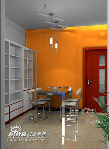 简约 二居 餐厅图片来自用户2557010253在家装92的分享
