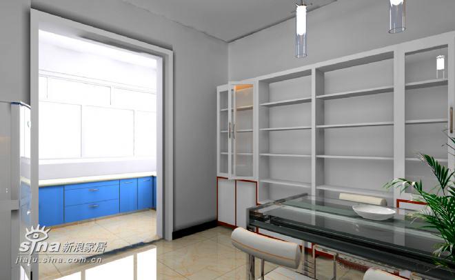 简约 二居 书房图片来自用户2557010253在家装92的分享