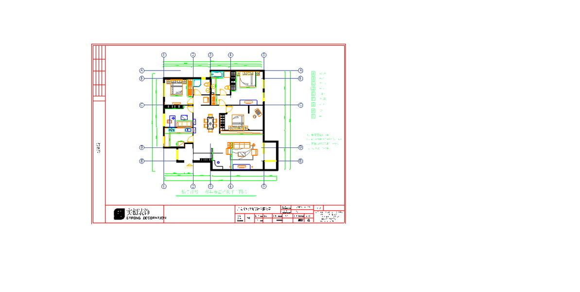 简约 四居 客厅图片来自用户2745807237在领袖新硅谷85的分享