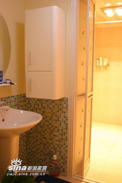 简约 二居 卫生间图片来自用户2737950087在上上城14的分享