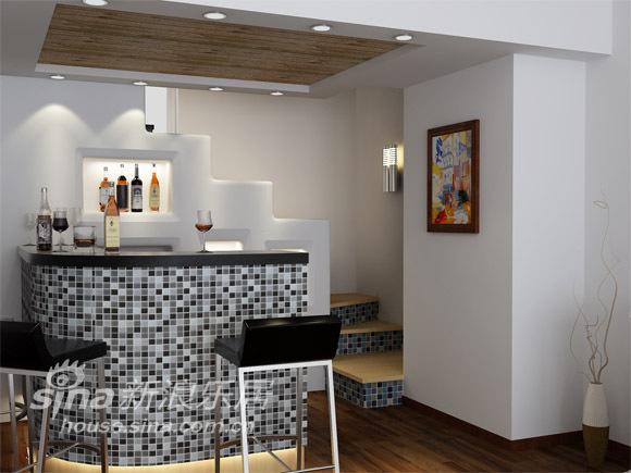 简约 别墅 客厅图片来自用户2737759857在固安孔雀城240平米中式地中海混搭风格16的分享