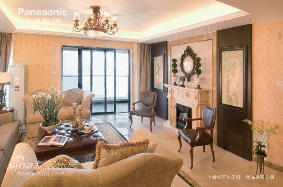 欧式 三居 客厅图片来自用户2746953981在松下盛一:纯真年代中的古朴英伦79的分享