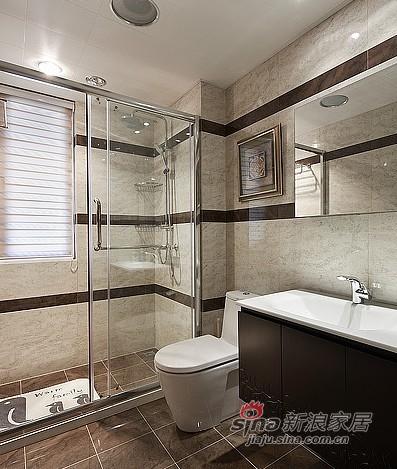 中式 三居 卫生间图片来自用户1907658205在夫妻20万打造102平中式3居室60的分享