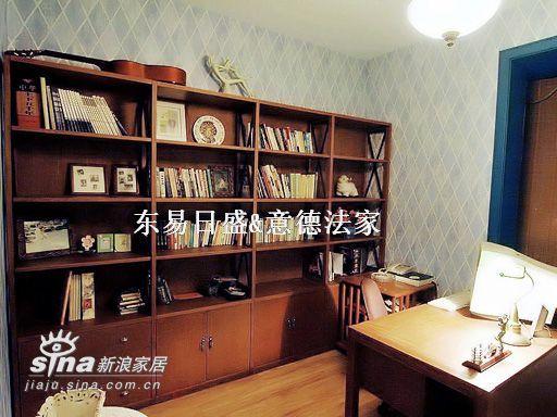 欧式 别墅 书房图片来自用户2746948411在碧水云天55的分享
