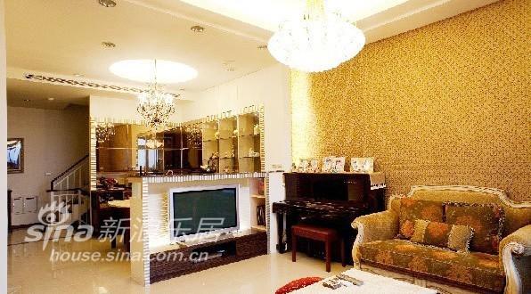 中式 别墅 客厅图片来自用户1907696363在最给力舒适屋95的分享