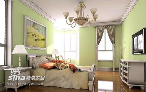 欧式 三居 卧室图片来自用户2746948411在小空间的欧式风格55的分享