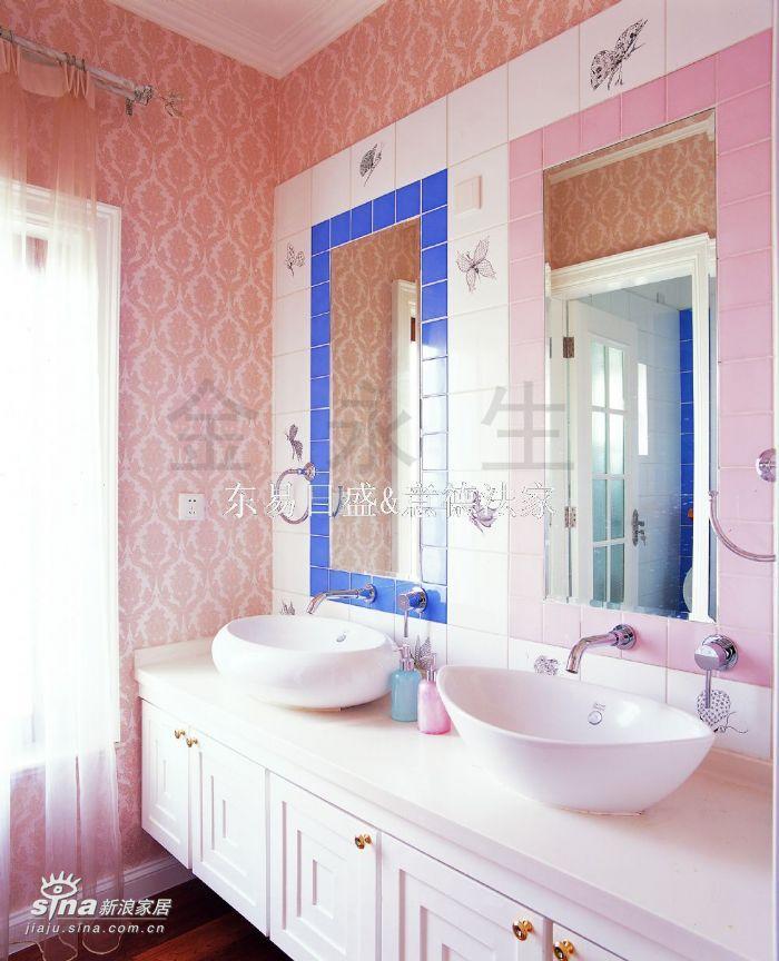 欧式 别墅 卫生间图片来自用户2746953981在壹仟栋35的分享