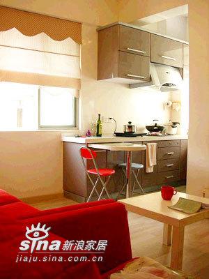 简约 一居 厨房图片来自用户2739378857在惊艳小户型46的分享