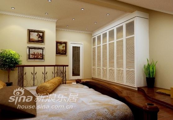 田园 别墅 卧室图片来自用户2737791853在欧式田园风格92的分享