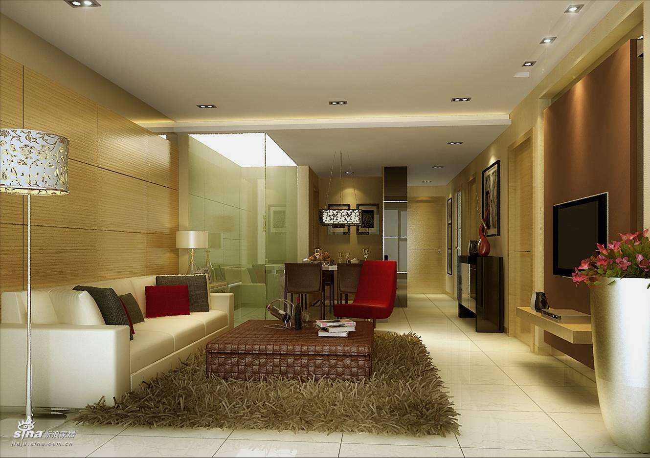 其他 二居 客厅图片来自用户2558746857在时尚新贵38的分享