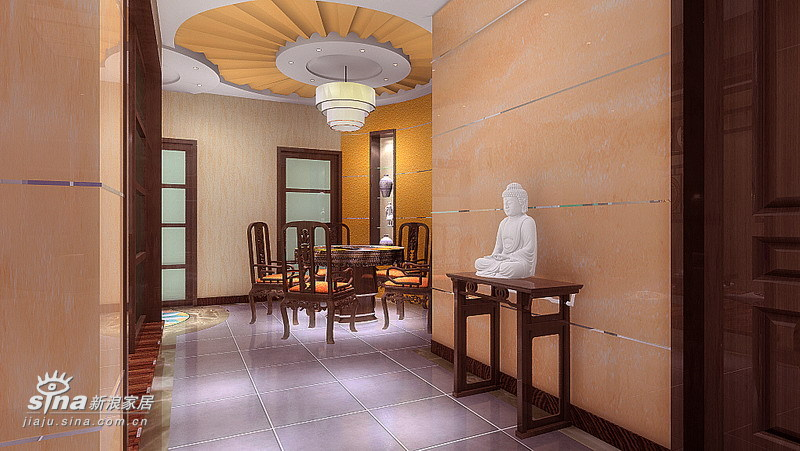 简约 三居 餐厅图片来自用户2738093703在空间舒适感71的分享