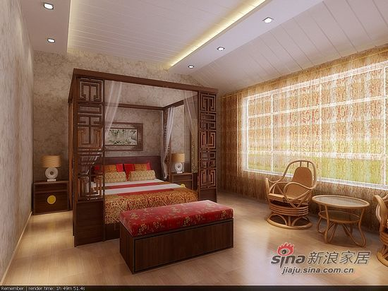 其他 别墅 客厅图片来自用户2737948467在碧水庄园--中西合璧60的分享