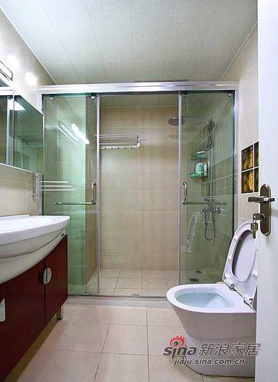 新古典 三居 卫生间图片来自用户1907701233在主妇装90平3室1厅简约新家95的分享