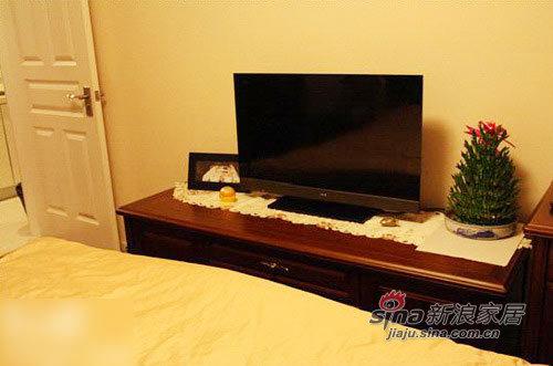 简约 二居 卧室图片来自用户2557979841在8万70平旧居改造温馨阳光房53的分享