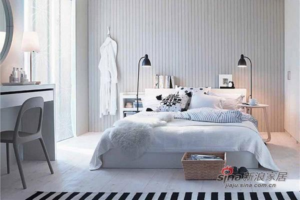 简约 二居 卧室图片来自用户2557010253在150平方的宜家家居摆设94的分享