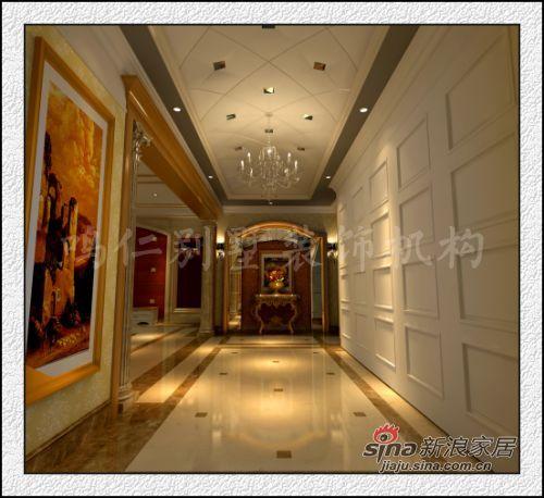 欧式 别墅 玄关图片来自用户2557013183在鸣仁万城华府300平35的分享