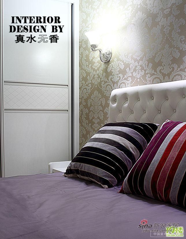 欧式 三居 卧室图片来自用户2745758987在暗香浮动---美式混搭风格65的分享
