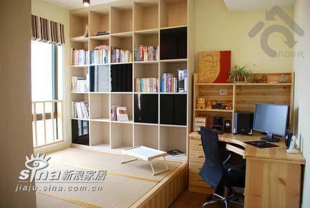 简约 三居 书房图片来自用户2739081033在花两个月心血装修的新房34的分享