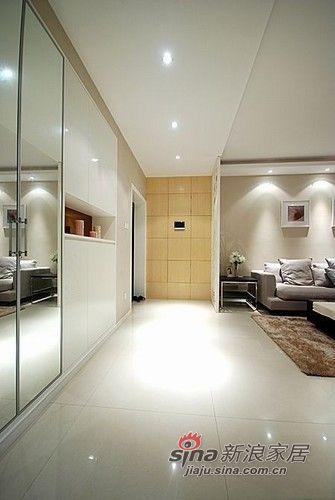 简约 三居 客厅图片来自用户2559456651在13万装136㎡简约风三居33的分享