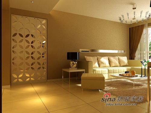 简约 二居 客厅图片来自用户2739378857在看塔楼户型是怎么装成温馨·个性的2口之家!37的分享