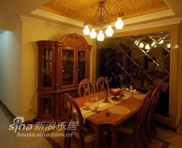 欧式 二居 餐厅图片来自用户2557013183在美颂巴黎-金色欧洲14的分享