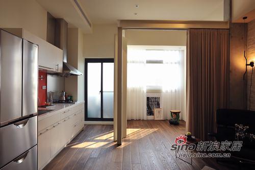 简约 一居 厨房图片来自用户2737782783在颓废与优雅并存的Loft88的分享