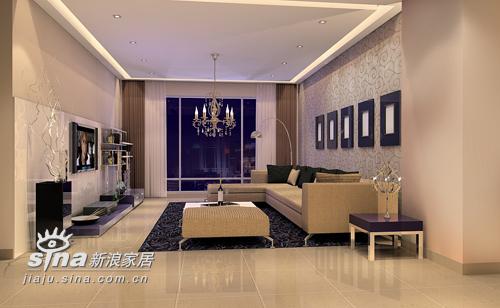 简约 二居 客厅图片来自用户2739153147在现代风格设计80的分享