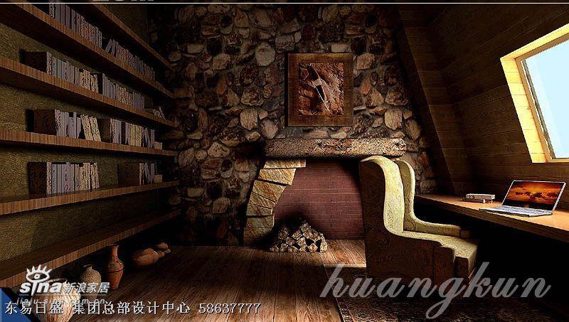 其他 复式 书房图片来自用户2557963305在普罗旺斯 张涛(总部中心)38的分享