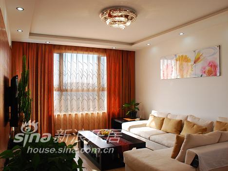 田园 二居 客厅图片来自用户2737791853在花色掩映,品味生活91的分享