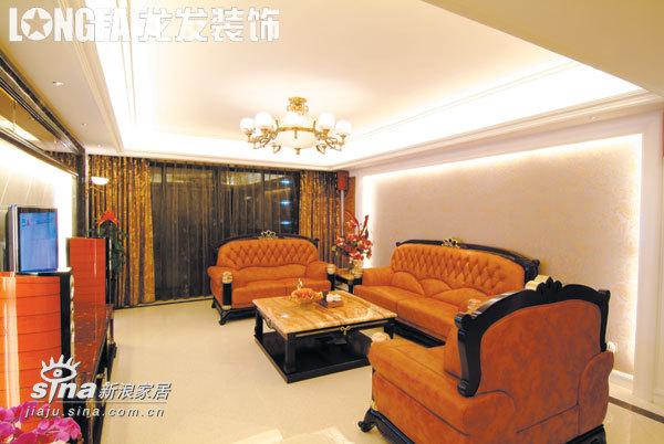 欧式 四居 客厅图片来自用户2772873991在皇者风范22的分享