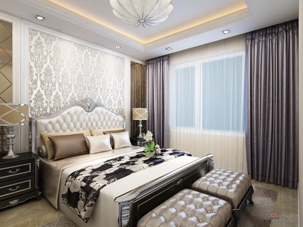 次卧室欧式古典设计