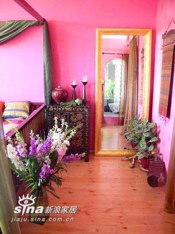 其他 其他 卧室图片来自用户2737948467在独特色彩异域民族风 泰国风情暧昧家居鉴赏56的分享