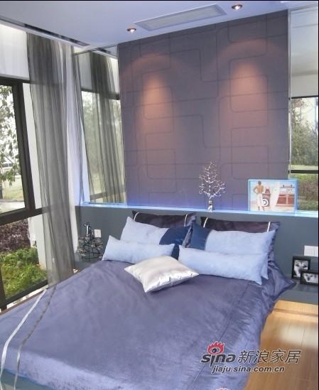 简约 一居 卧室图片来自用户2558728947在4万打造50平米一居室现代简约时尚风格63的分享
