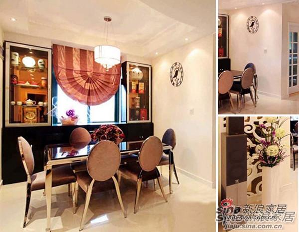 简约 二居 餐厅图片来自用户2737782783在90平婚房暖意风格的简单表达96的分享