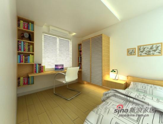 中式 二居 卧室图片来自用户1907658205在华丽精美中式古典风格41的分享