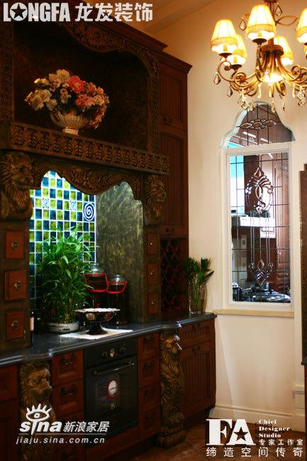 欧式 别墅 餐厅图片来自用户2757317061在简欧风格--红勘领世郡63的分享