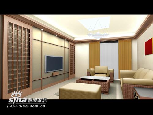 简约 二居 客厅图片来自用户2737950087在泰式风情19的分享