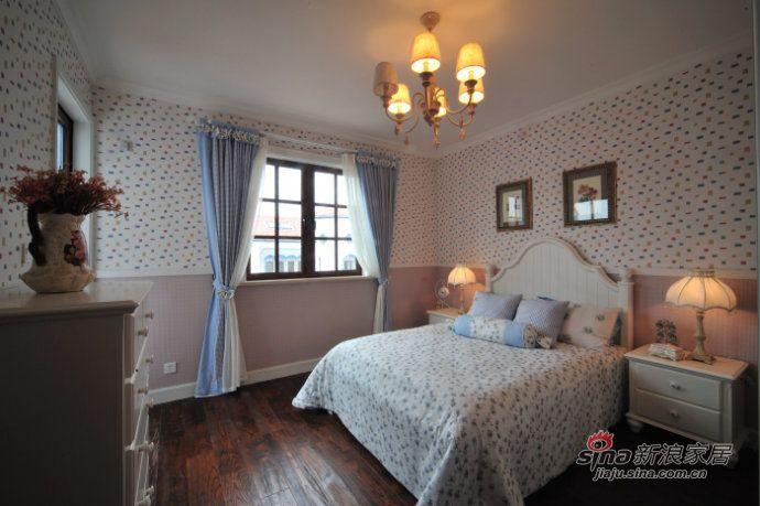 简约 一居 卧室图片来自用户2738820801在29万打造340平现代风格别墅37的分享