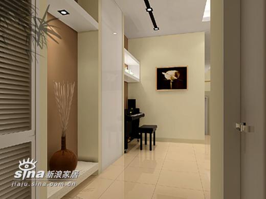 简约 别墅 玄关图片来自用户2737735823在和谐自然的居室之美59的分享