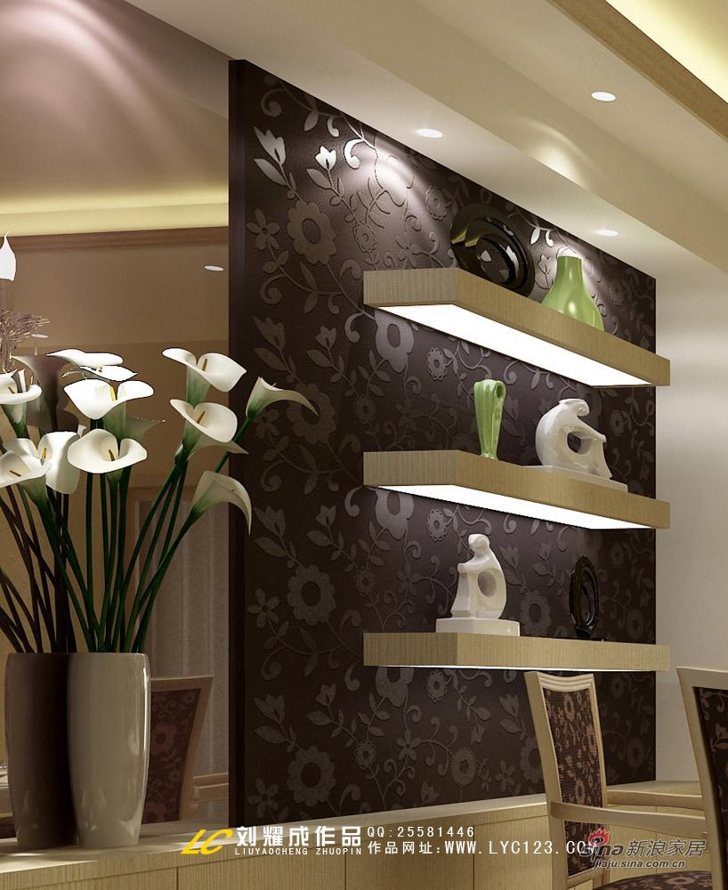 欧式 复式 餐厅图片来自用户2746889121在270平君悦香邸--天下无双53的分享
