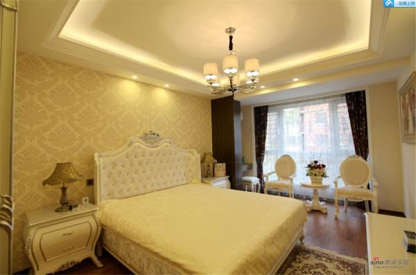 新古典 别墅 卧室图片来自用户1907664341在【高清】经典的才能永恒 独特的风格个性15的分享
