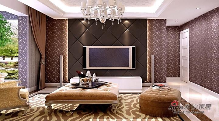 欧式 复式 客厅图片来自用户2746889121在华丽简欧复式【丽水丁香园 182平】69的分享