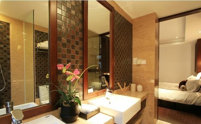 20万铸造东南亚风格复式四居室28